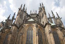 Free Saint Vitus Cathedral Royalty Free Stock Photo - 20246955