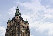 Free Saint Vitus Cathedral Stock Image - 20246981
