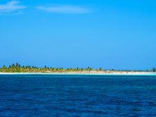 Free Caribbean Sea - Cayo Largo, Cuba Stock Image - 20247601