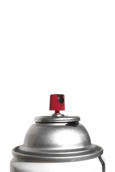Free Graffiti Spray Paint Can Royalty Free Stock Photo - 20248315