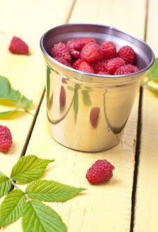 Free Raspberries Stock Photography - 20248462