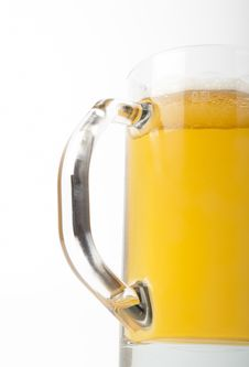 Free Beer In A Mug Royalty Free Stock Photo - 20248885