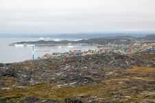 Free A Town In Greenland Stock Photo - 20249030