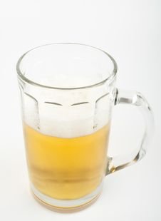 Free Beer In A Mug Royalty Free Stock Images - 20249139