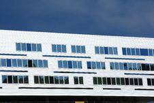 Facade Of Modern Building Stock Photos