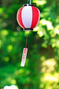 Free Hattasan Shrine Lantern Festival Stock Photos - 20249573