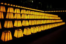 Free Hattasan Shrine Lantern Festival-7 Royalty Free Stock Photography - 20249587