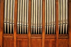 Free The Pipe Organ In The Cathedral Of St. Patrick Royalty Free Stock Photos - 20249638