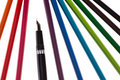 Free Raw Of Pencils And Pen Stock Images - 20250374
