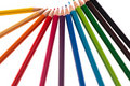 Free Raw Of Pencils Stock Image - 20250381