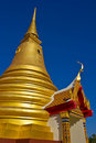 Free Golden Pagoda Koh Samui Royalty Free Stock Image - 20250876