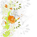 Free Floral Summer Background Stock Photos - 20251393