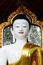 Free White Buddha Statue Royalty Free Stock Photos - 20251778
