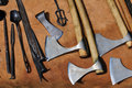 Free Old Weapons Royalty Free Stock Photography - 20257007