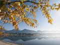 Free Lake In Fall Royalty Free Stock Photography - 20258547