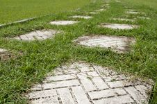 Free Lonely Pathway Royalty Free Stock Photo - 20250625