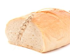 Free Spikelet Wheat Bread Stock Image - 20251041