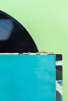 Free Vinyl Record Royalty Free Stock Image - 20251166