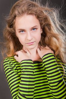 Free Girl Teenager Royalty Free Stock Images - 20251209