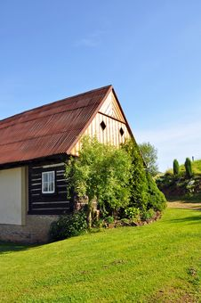 Free Log House Royalty Free Stock Photo - 20251215