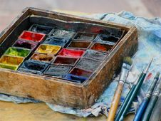 Free Painting Royalty Free Stock Image - 20251366