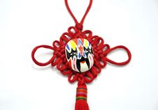 Free Beijing Opera Mask Royalty Free Stock Photo - 20251515