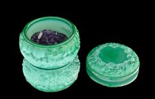 Free Malachite Box Royalty Free Stock Image - 20251856