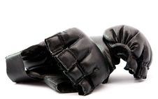 Free Black Boxing Gloves Royalty Free Stock Image - 20251896