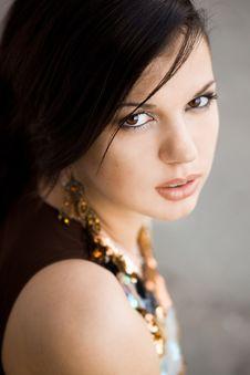 Free Fashionable Woman (shallow DOF) Stock Photos - 20252303