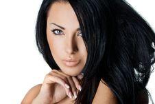 Free Fashionable Woman Stock Image - 20252421