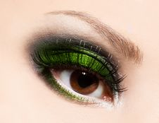 Free Womanish Eye Stock Photos - 20252493