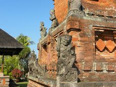 Free Balinese Temple Stock Image - 20252551