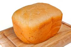 Free Homestyle White Bread Royalty Free Stock Images - 20252559