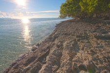 Free Sandy Beach Footprints 13 Stock Photography - 20252582