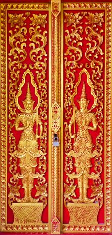 Free Temple Door Stock Photos - 20252813