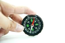 Free Compass Royalty Free Stock Photo - 20253115