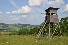 Free Hunting Tower Stock Photography - 20253342