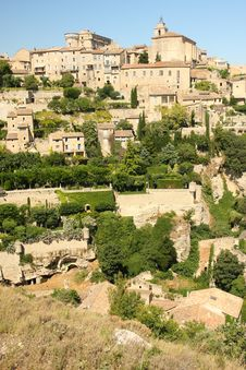 Free Gordes - France, Provence Royalty Free Stock Photography - 20253717