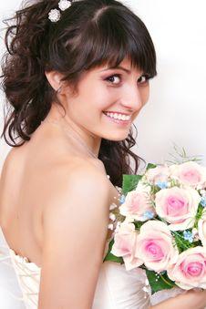 Free Bride Royalty Free Stock Image - 20253766
