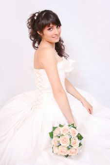 Free Bride Royalty Free Stock Photo - 20253775
