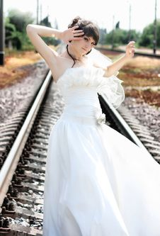 Free Bride Royalty Free Stock Images - 20253839