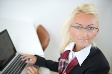 Free Businesswoman Stock Images - 20253854