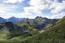 Free Alps Royalty Free Stock Photos - 20254418