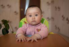Free Little Girl Stock Image - 20254651