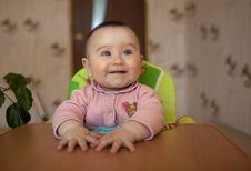Free Little Girl Stock Image - 20254671