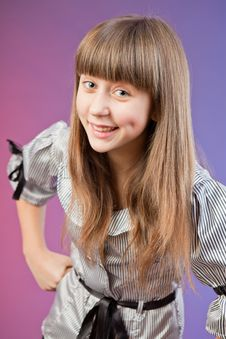 Free Smile Girl Stock Images - 20255144