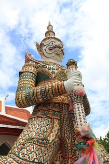 Free Wat Arun - Bangkok - Thailand Stock Photos - 20255203