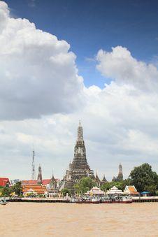 Free Wat Arun - Bangkok - Thailand Stock Image - 20255421