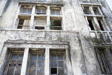 Free Vintage Abandoned Building Stock Images - 20255534