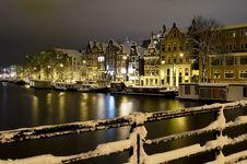 Free Vintage  Amsterdam Stock Image - 20255731